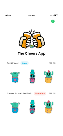 The Cheers App